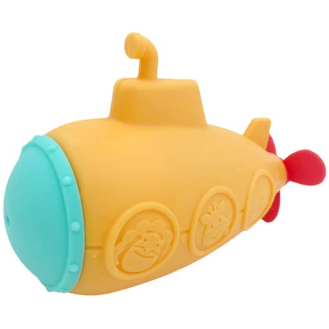 Bathtub Submarine by M M Silicone Bath Toys Submarine Itots Pte Ltd