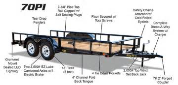 bettis garden center big tex tandem axle trailers bettis garden center
