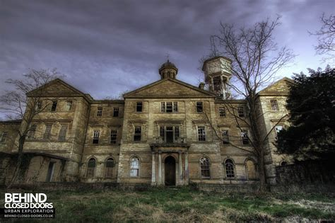 Victorian Houses by St John S Hospital Aka County Pauper Lunatic Asylum