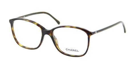 eyeglasses chanel ch 3219 c714 52 16 ecaille square