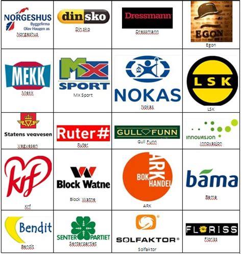 film quiz med svar norsk logo quiz answers norsk logo quiz svar level 9