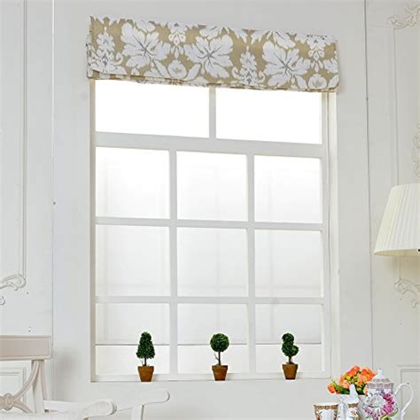 26 inch shades top finel linen cotton window treatments shades
