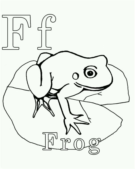coloring page frog on a log frog coloring page coloring pages pinterest