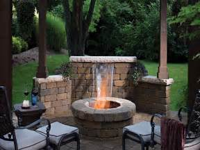 Outdoor Fireplace Ideas by Ideas Garden Ideas And Outdoor Living Fireplace Garden