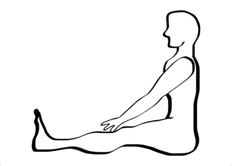 human body outline sketch www pixshark com images