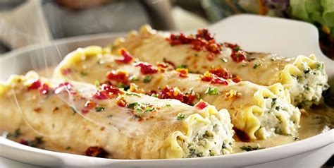 new quot flavorfilled quot pastas at the olive garden brand