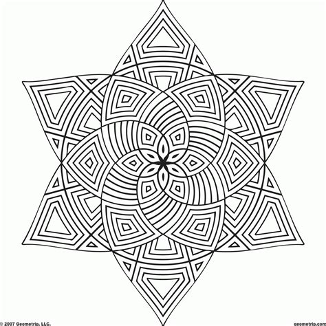 cool advanced coloring pages awesome design mandala coloring pages free printable az