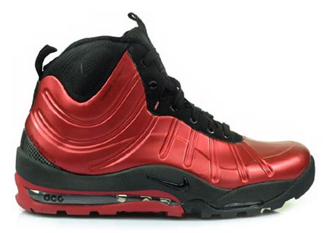 nike acg bakin posite boot cranberry sneakernews