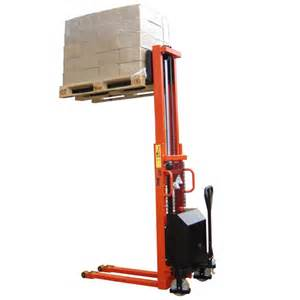 Electric Lift Pallet Stacker Liftmate Co Uk