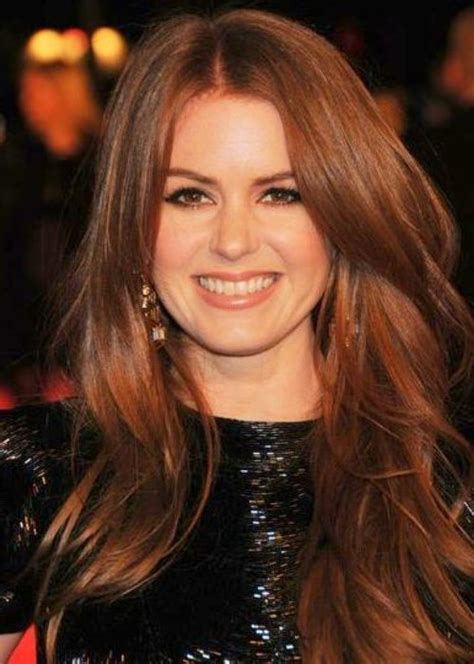 isla fisher hair color