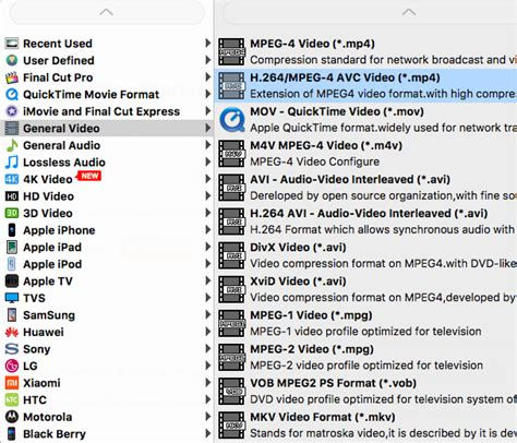 format file video mpeg mp4 to avi converter for windows xp