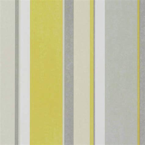 cheap grey wallpaper uk bella stripe wallpaper pale lime grey silver 110045