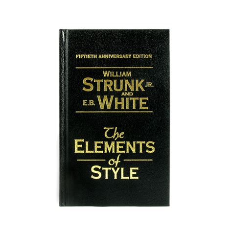 the elements of style 4th edition books the elements of style 50th anniversary edition by william