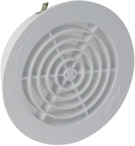Grille Aeration Ronde by Grille Ventilation Ronde 224 Fermeture Pour Pvc