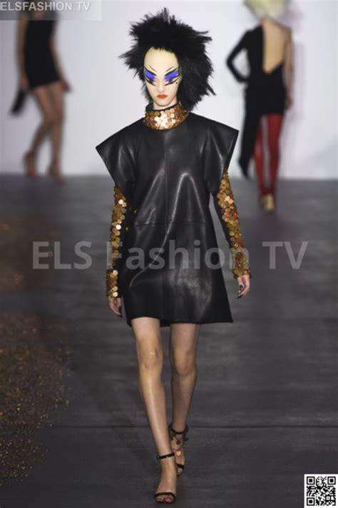 Pugh Ls by Gareth Pugh Ss 2016 Lfw Els Fashion Tv