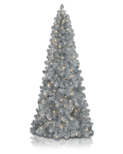 treetopia christmas trees silver artificial tree treetopia