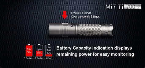 Unique Led L Aa Sc22 klarus mi7 ti xp l hi v3 700lm aa edc led flashlight sale banggood