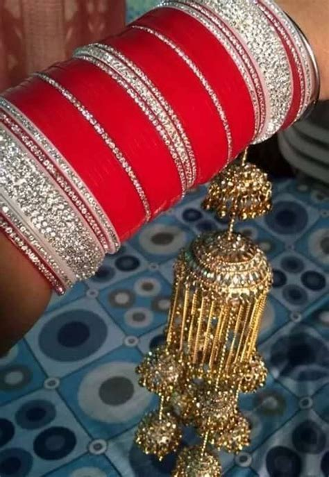 9 Traditional Punjabi Wedding Bangles for Bride   Styles
