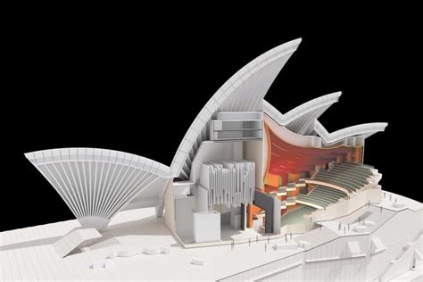 sydney opera house interior design after 40 years the sydney opera house is still a work in progress architect
