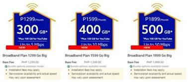 best home internet plans globe at home broadband plans 2017