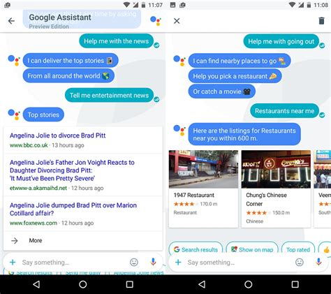 Android Nearby Messages by Allo Smart Messaging App Launched For Android And Ios