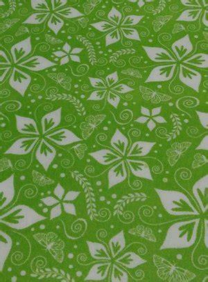 jual wallpaper dinding motif batik kupu hijau  lapak