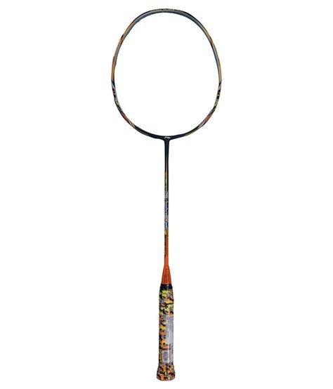 Raket Lining Ultra Carbon 5000 li ning ultra carbon 5000 orange badminton racquet buy at best price on snapdeal