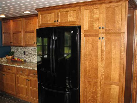 oak quarter sawn kitchen cabinets search