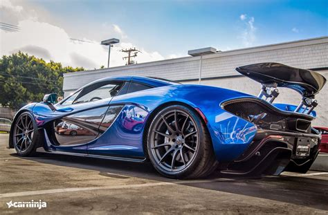 custom mclaren p1 tricked out showkase a custom car sport truck suv