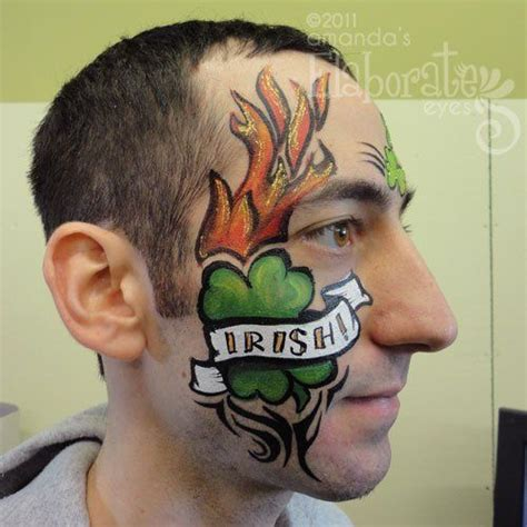 irish pride tattoos half unacceptable tattoos