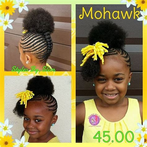kids plaits braids kid style natural hair naturally beautiful