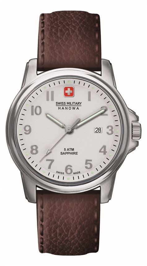 swiss hanowa swiss soldier prime watches clocks