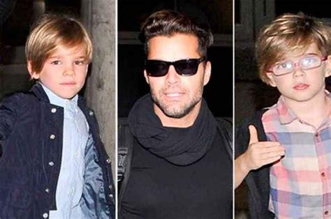 Así es la bella madre de los hijos de Ricky Martin que ... Mama De Los Hijos De Ricky Martin