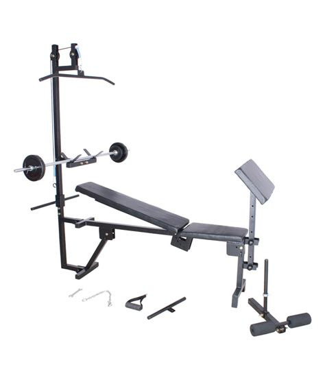 best home gym bench magic home gym turbo bench 5 in 1 home gym buy online at best price on snapdeal