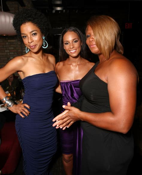 film alicia keys queen latifah alicia keys and queen latifah photos photos premiere of