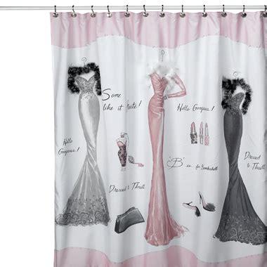cheap bathroom curtains the cheap diva shower curtains go glam