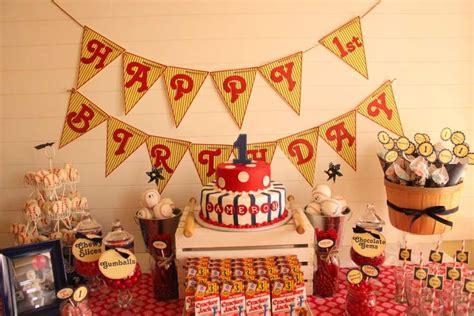Gaga 1st Birthday Centerpiece Dekorasi Meja 874 best images about 1st birthday themes boy on dessert tables birthdays and sock