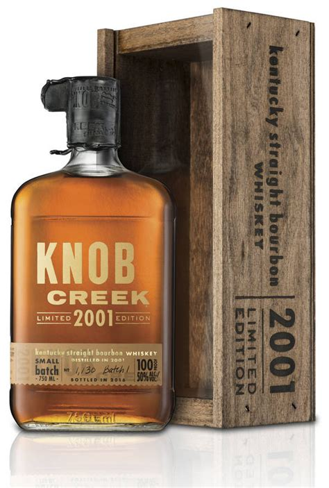 Knob Creek 100 Proof Review by Knob Creek Vintage 2001 Bourbon Review The Whiskey Reviewer