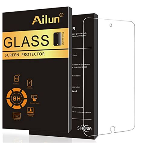 For Apple Pro 129 Clear Gratis Tempered Glass Ultra pro screen protector 12 9 inch by ailun premium