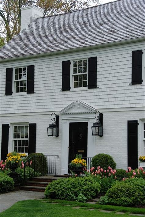 small colonial house 228 best images about classic exteriors on pinterest