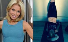 kelly ripas trainer reveals diet and workout secrets for her kelly ripa stuns at 43 low carb diet and circuit training