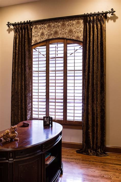83 best images about arch window treatments on
