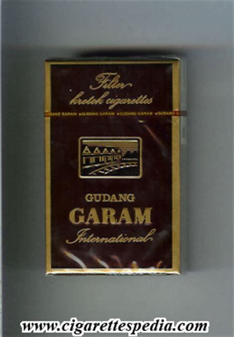 Gudang Garam International gudang garam international ks 12 h brown indonesia cigarettes pedia