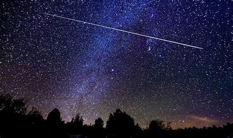 lyrid meteor shower lyrid meteor shower 2018 when is the meteor shower and