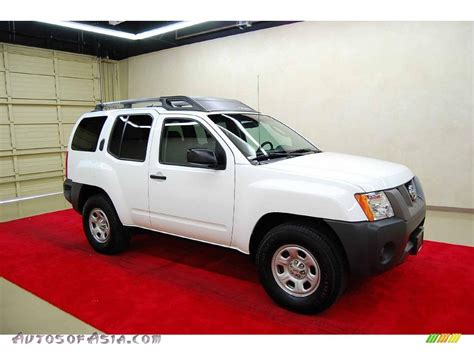 how does cars work 2008 nissan xterra transmission control 2008 nissan xterra x in avalanche white 506388 autos