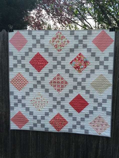 quilt pattern triple irish chain de 20 b 228 sta id 233 erna om irish chain quilt p 229 pinterest