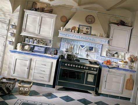 tende per cucina stile provenzale pavimenti per cucine provenzali quali materiali e colori