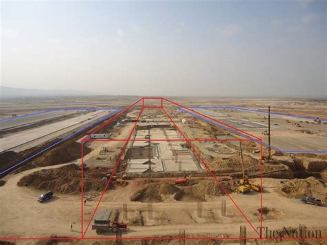 projects delayed as london build costs skyrocket new benazir int l airport project delay to spur