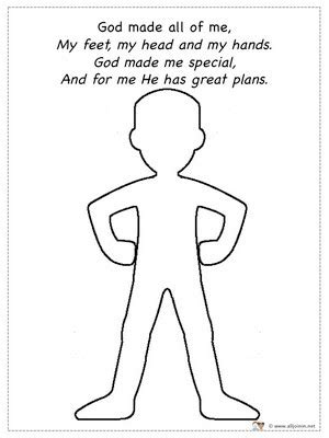 all about me coloring pages for toddlers colorings net