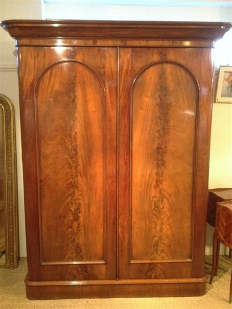 Antique Mahogany Wardrobes by Mahogany Wardrobe Antiques Atlas